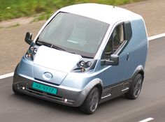 QUICC! DiVa, electric cars, by DuraCar from Heerlen, Netherlands.