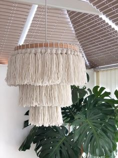 Your place to buy and sell all things handmade - handmade chandelier Wire Pendant Light, Pendant Light Fitting, Modern Pendant Light, Pendant Chandelier, Modern Chandelier, Chandelier Lighting, Hula Hoop Chandelier, Handmade Chandelier, Pendant Lights