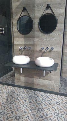 Bathroom#Porcelanosa#vintage#contemporary#natural#marble#slate