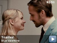Blue Valentine… As sad as it is, I could watch this movie again and again.