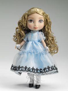 """Alice in Wonderland Alice Kingsley 8"""""""