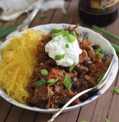 Short rib chili