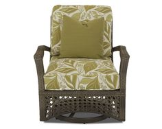 Klaussner Outdoor Outdoor/Patio Amure Swivel Glider Chair W1300 SGC - Klaussner Outdoor - Asheboro, NC