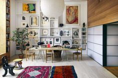 Nolita Loft (home of photographers Inez and Vinoodh)
