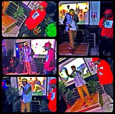 #killakip #Performance #ismShit Times Square, In This Moment