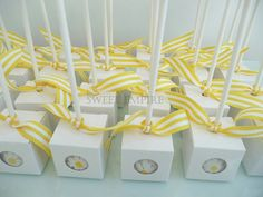 Cake pop packages