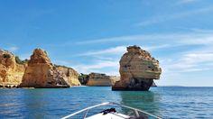 Grottes de Benagil