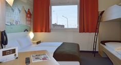 Familienzimmer im B&B Hotel Osnabrück