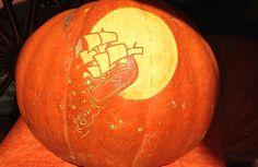13 Incredibly Detailed Disney-Inspired Pumpkin Carvings