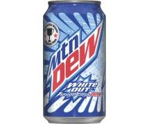 Mountain Dew White Out, Cans (Pack of Mountain Dew White Out, Mnt Dew, American Drinks, Pepsi Cola, Confectionery, Food Network Recipes, Stuff To Do, Candy, Snacks