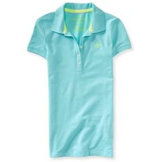Aeropostale A87 Solid Piqué Polo and other apparel, accessories and trends. Browse and shop 2 related looks.