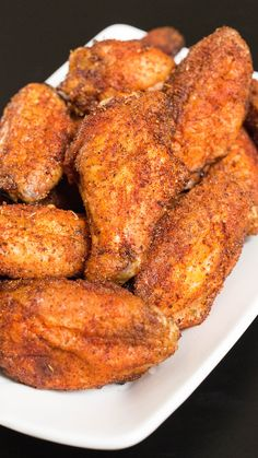Smoked Chicken Wings Recipe
