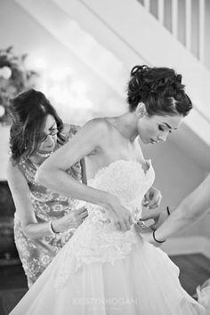 Lazaro wedding dress Style 3413 / An American Fairytale :: Mayra+Kevin, Part 1   Cedarwood Weddings