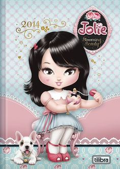 Jolie (cabelos pretos)