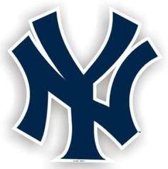 "New York Yankees 12"" Car Magnet"