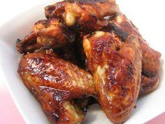 Du poulet associé à des saveurs sucrées, il faut que vous tentiez ! - Recette Plat : Chicken wings par Lupa