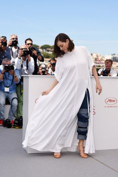Marion Cotillard Cannes 2017