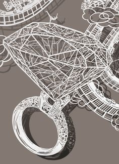 Extraordinary Scenes Hand Cut From Rice Paper By Bovey Lee - Incredible intricately cut paper designs bovey lee