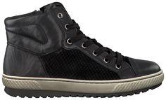 Zwarte Gabor Sneakers 753