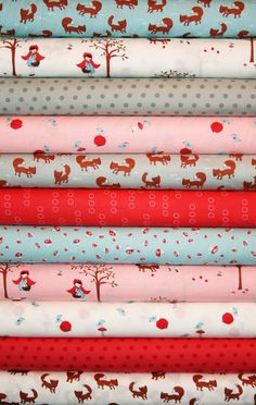 11 Fat Quarters Aneela Hoey Fabric -  A Walk In the Woods