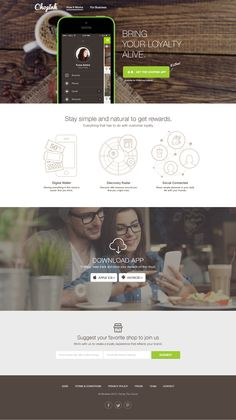New landing page 2014
