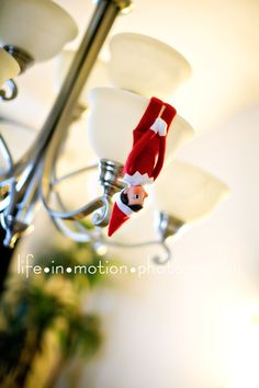 Elf on the Shelf ideas! Put elf in breakfast table light All Things Christmas, Winter Christmas, Christmas Holidays, Xmas, Christmas Morning, Elf Magic, Elf On The Self, Naughty Elf, Buddy The Elf