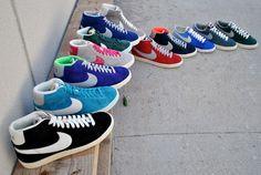 #Nike #Blazer – Spring/Summer 2013