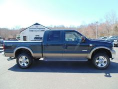 www.emautos.com 2006 Ford F-250 Super Duty King Ranch Crew Cab 4x4 Short Bed Diesel Truck for Sale In Locust Grove Fredericksburg Culpeper Virginia E & M Auto Sales