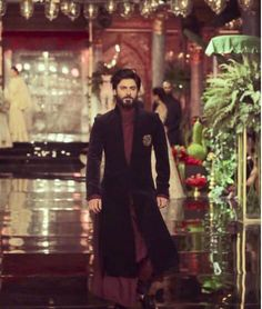 Deepika And Fawad Set The Ramp On Fire At Manish Malhotra's Fashion Show