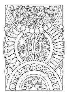 Awesome Coloring Books for Adults - √ 32 Awesome Coloring Books for Adults , Free Printable Adult Coloring Pages Awesome Image 30 Coloring Pages For Grown Ups, Free Coloring Sheets, Pattern Coloring Pages, Printable Adult Coloring Pages, Abstract Coloring Pages, Mandala Coloring Pages, Coloring Book Pages, Zentangle Patterns, Zentangles