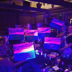 Bring a Friend to Paint and Glow! ONLY $40 PER PERSON  ONLY $29  PER CHILD Log onto paintandglowbydavina.com  To See Our Schedule For The One and Only 3-D Glow in The Dark Painting Class With Glitter!  Wait till you Paint With The GLOW! It's An AMAZING Experience to Share With Friends ❣🎨😍 OR CONTACT Davina! To Book Your Very Own  SUMMER PAINT AND GLOW PARTY 🎂🎶🍹 Afternoon and Evenings are available! **619-944-1431 We Will Bring The Glow Party to YOU❣ #glowinthedark #paintandglow…