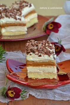 Calzone, Sweet Desserts, Tiramisu, Cake Recipes, Cheesecake, Yummy Food, Sweets, Ethnic Recipes, Food Cakes
