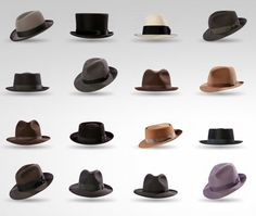 Fine Hats from Optimo Hat Co. #chicago