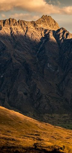 The Remarkables Mountains, shot in Queenstown NZ