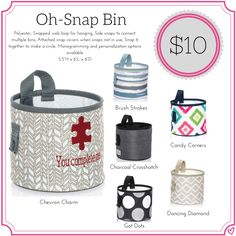 Thirty One Oh-Snap Bin Fall/Winter 2017 Thirty One Fall, Thirty One Gifts, 31 Party, Thirty One Business, Thirty One Consultant, 31 Bags, Pink Bubbles, One Life, Winter 2017