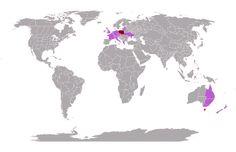 Odkryłem 4.03% świata #mytravelmap