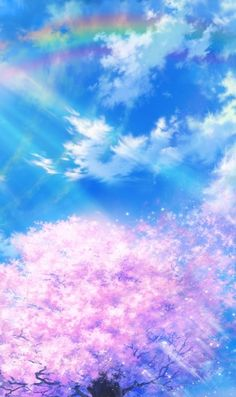 Sky Cloud Anime Fotos Hintergrundbild Widescreen # 94316 px MB Anime Himmel Wolken An Art And Illustration, Tree Wallpaper, Wallpaper Backgrounds, Desktop Wallpapers, Bright Wallpaper, Widescreen Wallpaper, Iphone Wallpaper, Anime Sakura, Manga Art