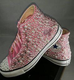 save off 70ceb 245d9 Al seno cancro della barra multifunzione personalizzata Sneaker Converse,  Converse Personalizzate, Cancro Al Seno