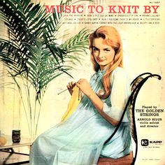 Exactly what genre of music complements knitting? I sure don't want to buy the album and be surprised.