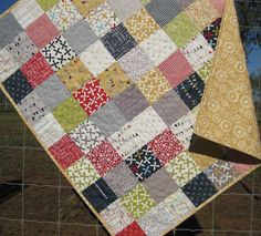 Bunting Baby Quilt $149