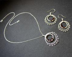 wire jewelry   Bobbin Lace Making