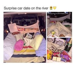 Could you imagine a surprise date like this