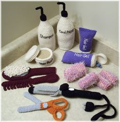 Confirmo que cualquier cosa se puede hacer en crochet ^^U