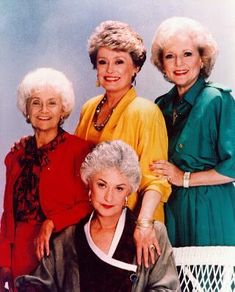 The Golden Girls....Still watch it today.