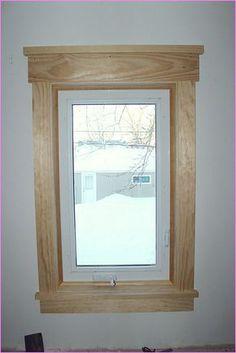 17 best no trim around window images window trims house baseboards rh pinterest com