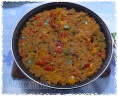 Valor nutricional 1/4 del total   Cals: 225kcal   Grasa: 7,50g   Carbh: 35,69g   Prot: 6,30g   ¿Qué es la quinoa?   La quinoa recientemen...