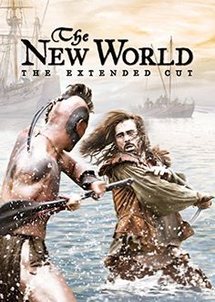 The New World with Collin Farrell. The apocryphal story of the meeting of British explorer John Smith and Powhatan native Pocahontas as a romantic idyll between spiritual equals. It then follows Pocahontas through her marriage to John Rolfe and her life in England. Includes Extended; Theatrical; and First Cuts. Also contains Making 'The New World', a documentary shot during the production of the film in 2004. (Adult DVD) 11/19/16