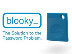Blooky: Wireless Bluetooth Password Key's video poster