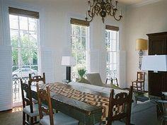 splendid sass: beth webb ~ interior design. this dining table