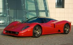 フェラーリP4-5ピニンファリーナ 車 高解像度で壁紙